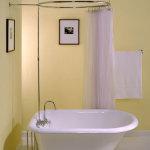 Clawfoot Bathtub Shower Kit