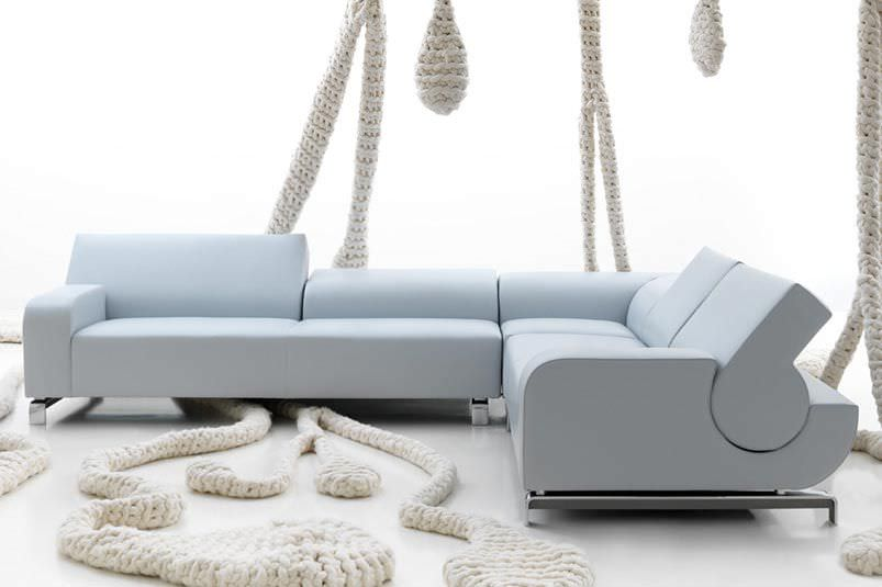 Comfortable Contemporary Sofa