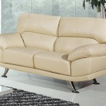 Cream 2 Seater Sofa