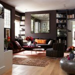 Dark Living Room Colors