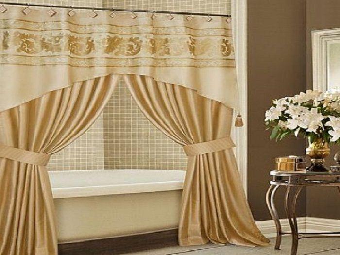 Elegant Shower Curtain Sets