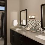 Glass Bathroom Tile Backsplash Ideas