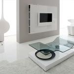 Glass Living Room Table Sets
