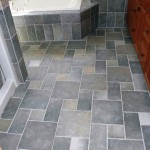 Grey Bathroom Floor Tiles