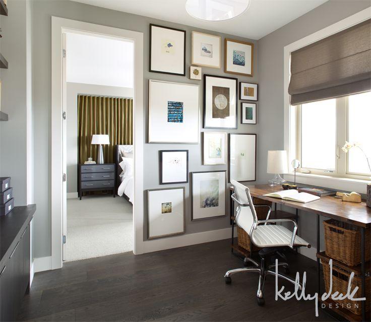 Home Office Paint Ideas - Decor IdeasDecor Ideas