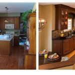 Kitchen Remodel Before and After Photos
