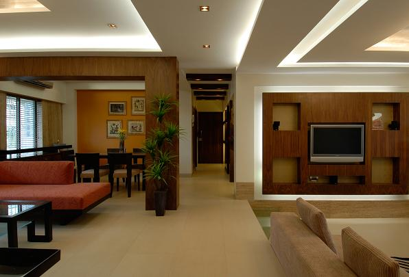 Living Room Designs India