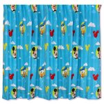 Mickey Mouse Bedroom Curtains