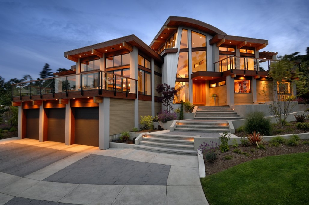Modern Contemporary Homes