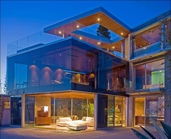 Modern Homes Seattle