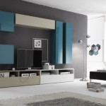 Modern Living Room Wall Units