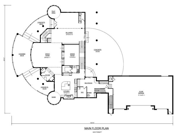 Modern Mountain Home Plans