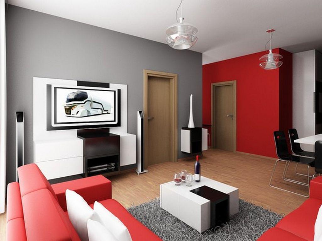 Modern Small Living Room Design Photos and Ideas
