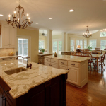 Open Concept Kitchen and Living Room Designs