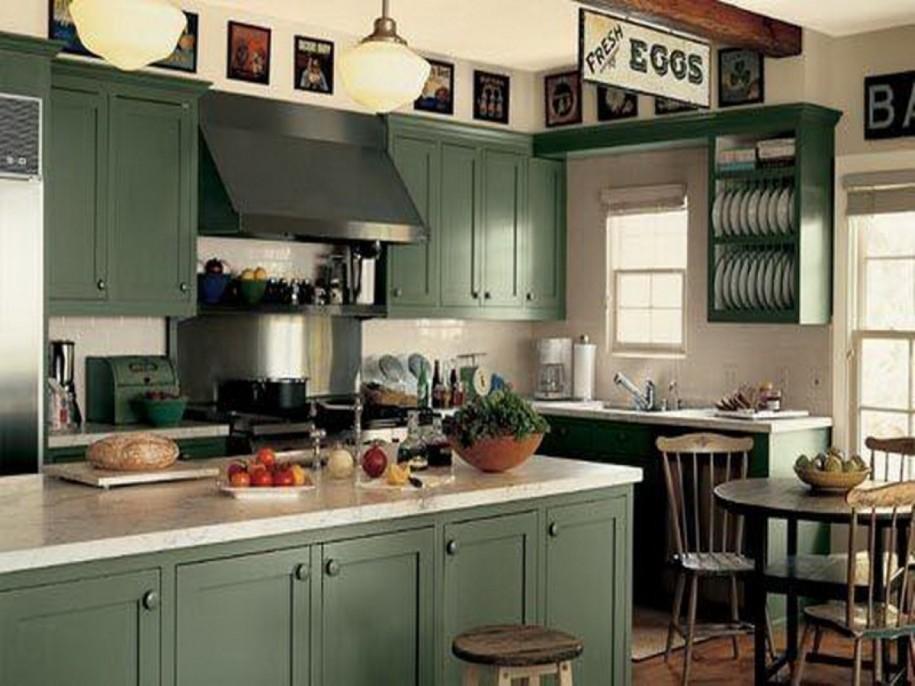 Paint Color Ideas for Kitchen