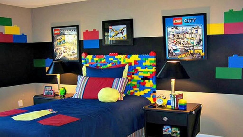 Paint Ideas for Boys Bedroom