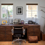 Rustic Home Office Ideas