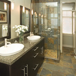 Slate Tile Bathroom Ideas