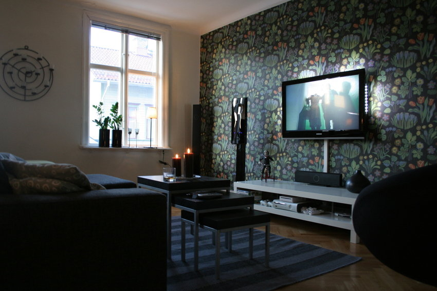 TV Living Room Design