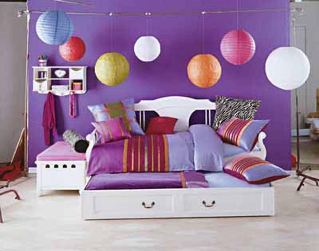 Teen Bedroom Paint Ideas