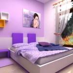 Teenage Bedroom Paint Ideas