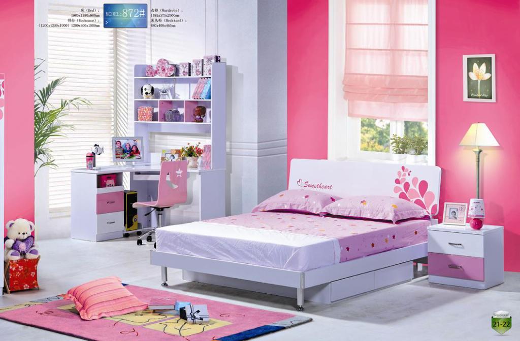 Teenage Childrens Bedroom Furniture