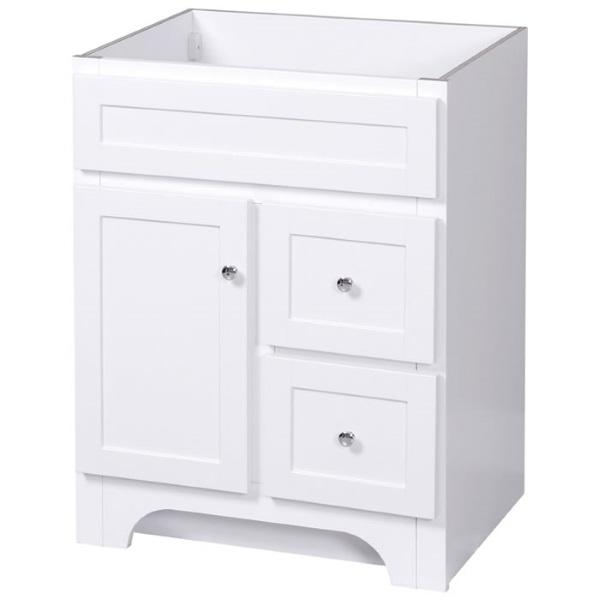 24 White Bathroom Vanity