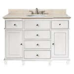 42 White Bathroom Vanity