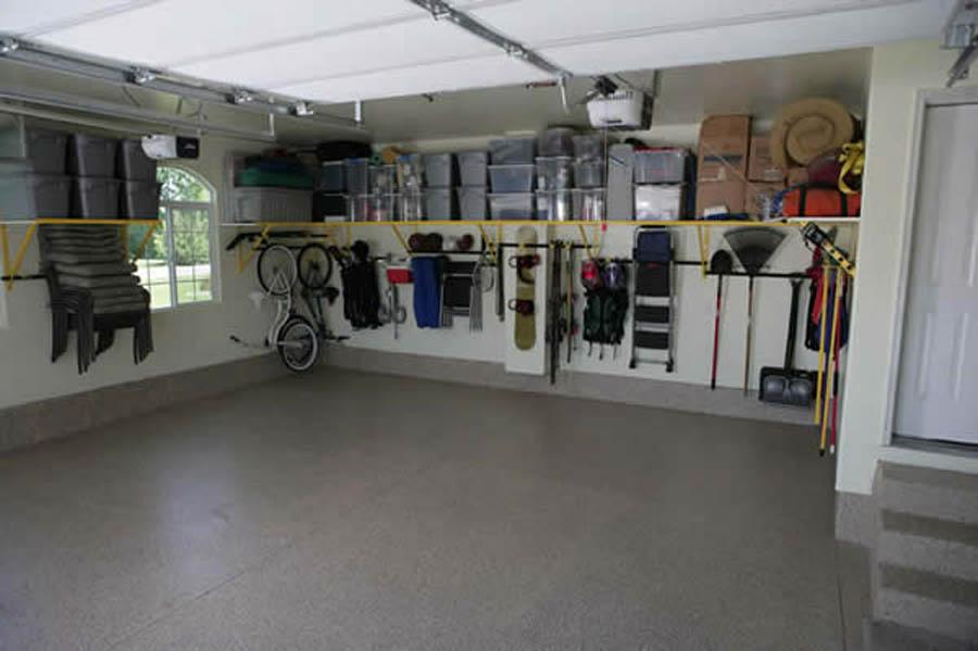 Best Garage Shelving Solutions