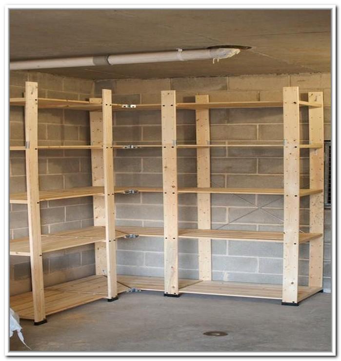 ikea garage shelving ideas - Cheap Garage Shelves Decor IdeasDecor Ideas
