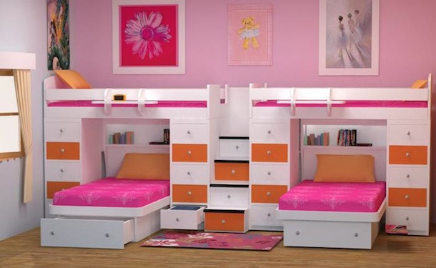 Children Bedroom Furniture Malaysia