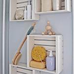 DIY Bathroom Wall Cabinet