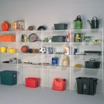 Garage Wire Shelving