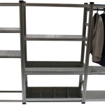 Heavy Duty Garage Shelving
