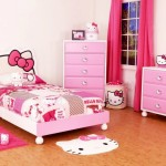 Hello Kitty Toddler Bedroom Set