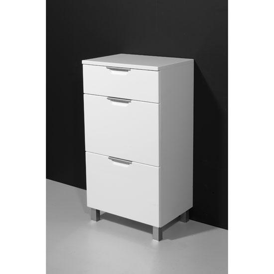 High Gloss White Bathroom Furniture UK