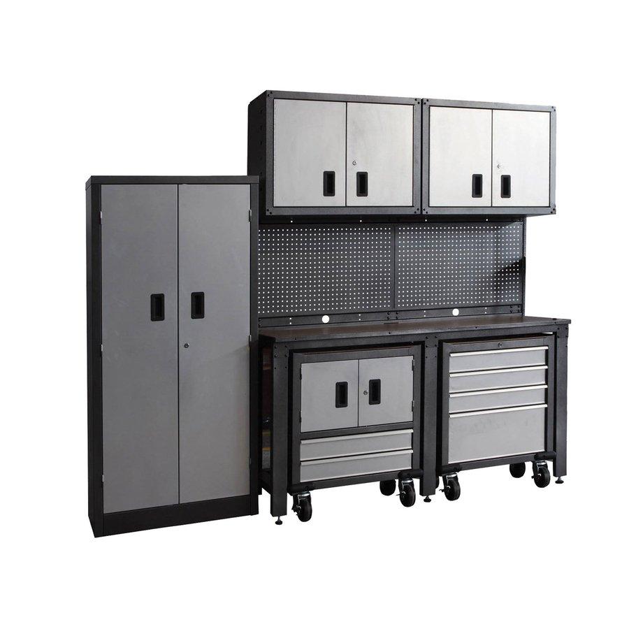 Lowes Garage Shelves