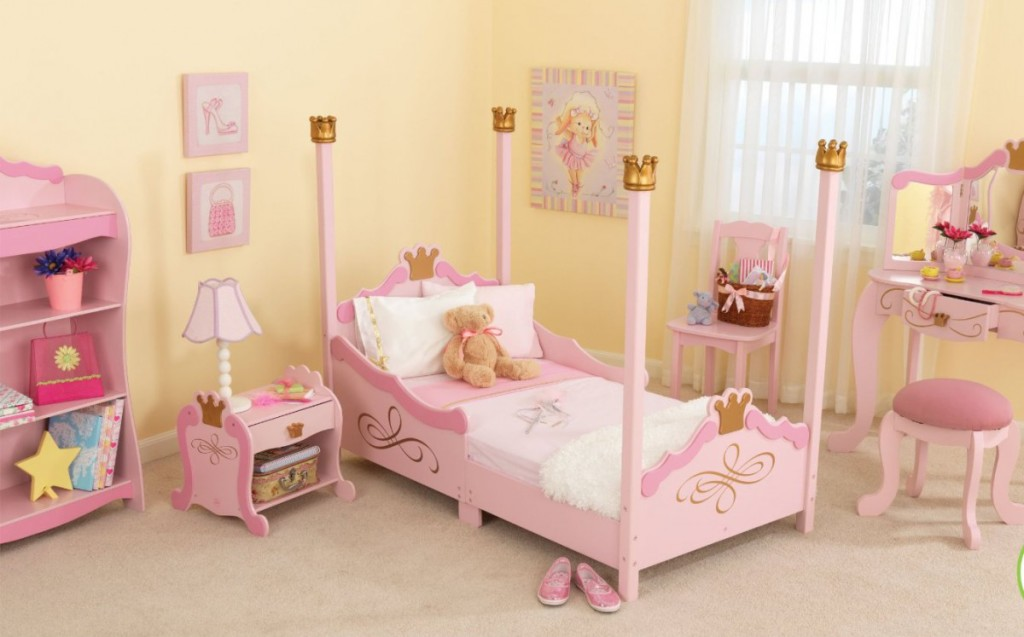 Toddler Bedroom Design Ideas