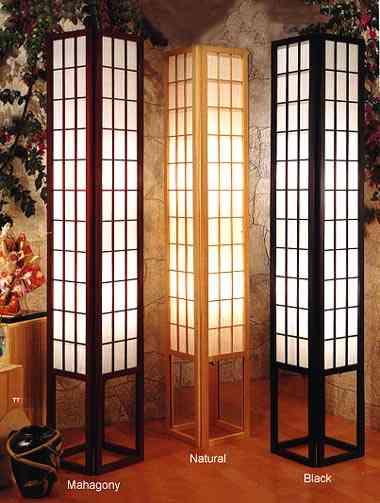 Asian Floor Lamps