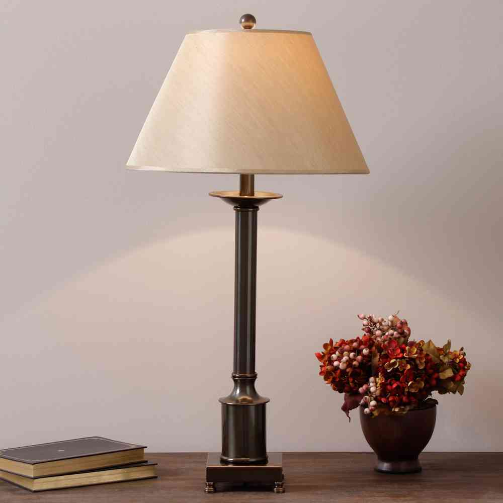 Bedroom End Table Lamps Decor Ideas