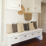 Benches for Mudroom