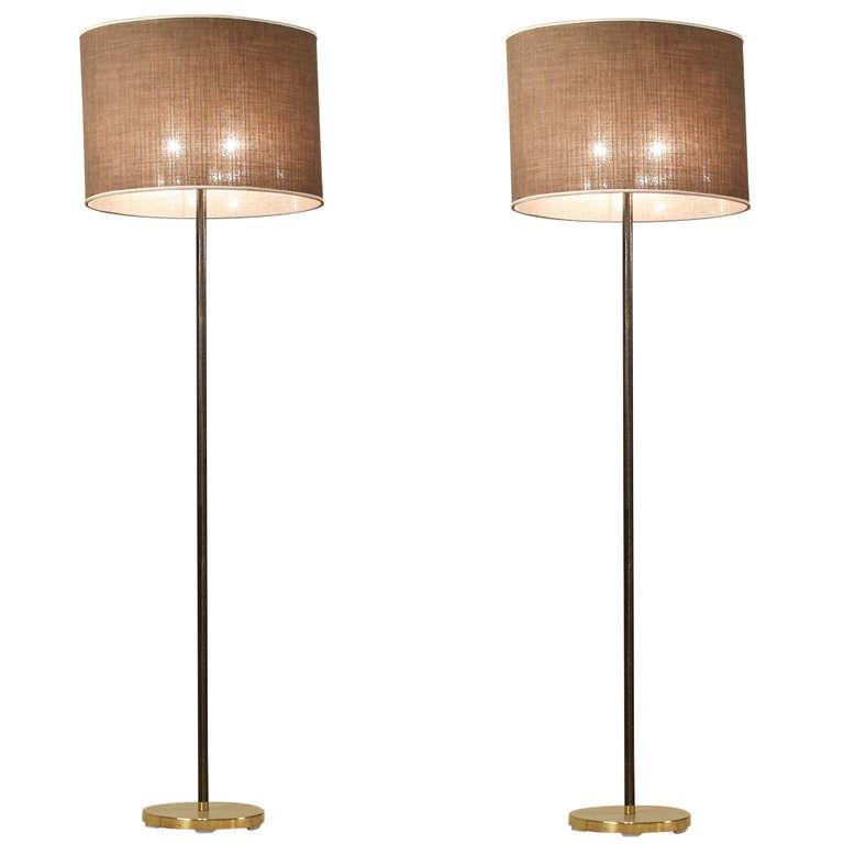 Brown Floor Lamps