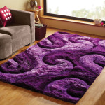 Cheap Purple Area Rugs