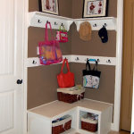 DIY Mudroom Ideas