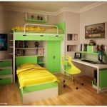 Green and Yellow Bedroom Ideas