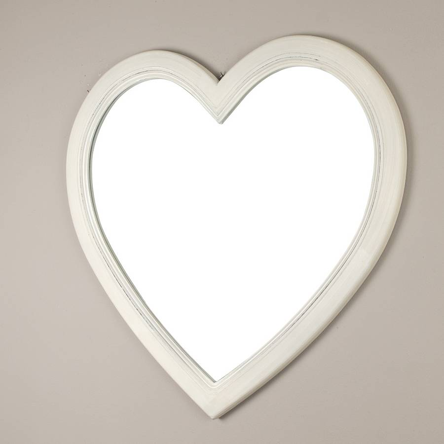 Heart Shaped Wall Mirror Ideas Decor Ideasdecor Ideas