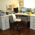 Large Corner Desk for Home Office