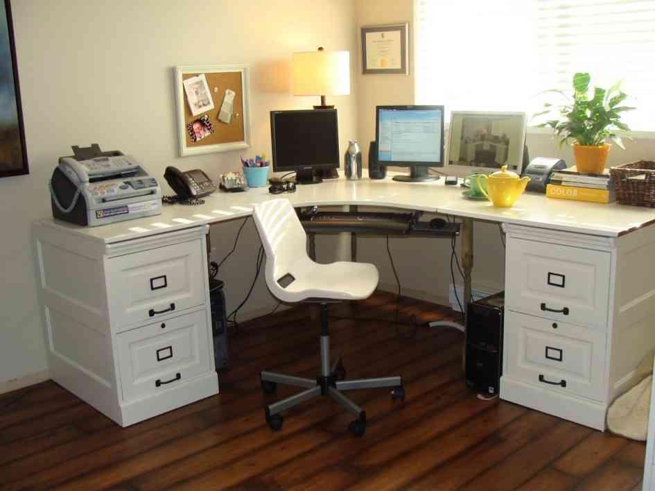 Large Corner Desk for Home Office