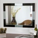 Large Modern Wall Mirrors