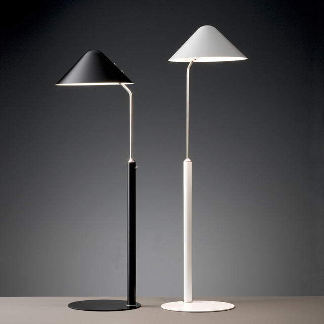 Table Lamp In The Kitchen
